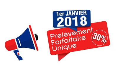 Impot 2018 Flat Tax 30 Ou Regime General Par Franck Ladriere
