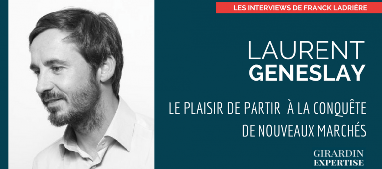 Interview Laurent Geneslay